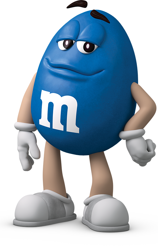 Large  M&M'S Character